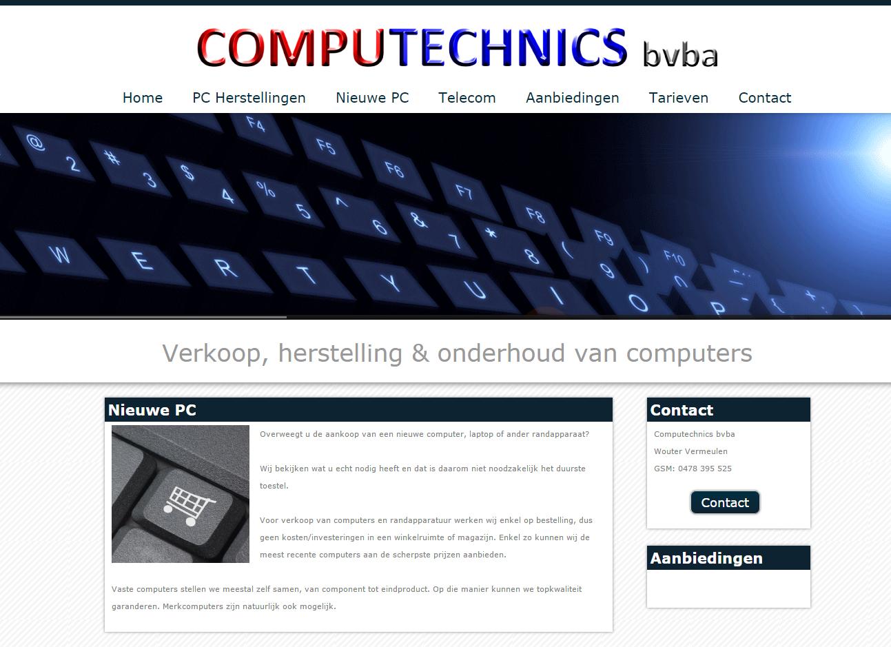Computechnics NieuwePC