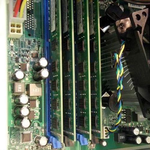 Ram-geheugen pc uitbreiden