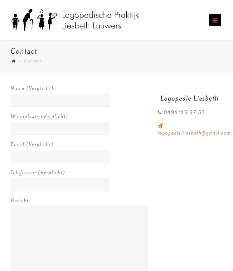 Logopedie Tablet