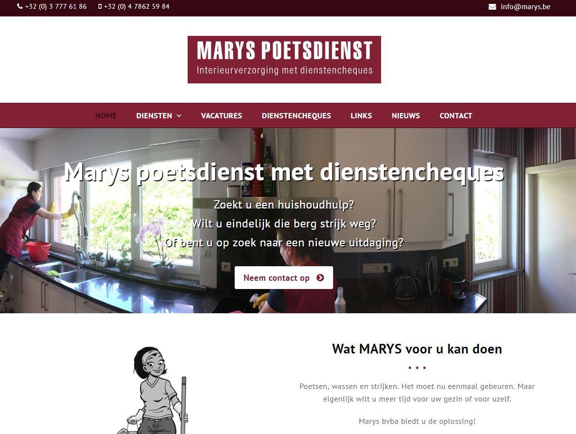 Marys Desktop